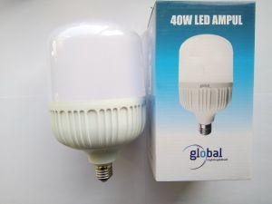Marcação RoHS 40W E27 6500k Lâmpada de iluminação LED