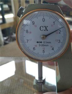 Nuevo diseño de 6mm del borde biselado Ultra Clear vidrio utilizado en el marco de fotos