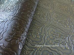 Металлический ПВХ кожа для диван обивка подушки сиденья и охватывает
