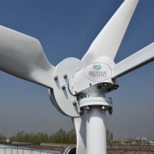 Generador de molino de viento de 1000W 48V 50Hz para fuera de la red y en el sistema de rejilla