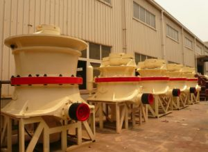 De Reeksen van Sc van Hc kiezen Maalmachine van de Mijnbouw van de Stenen Maalmachine van de Maalmachine van de Kegel van de Cilinder de Hydraulische uit