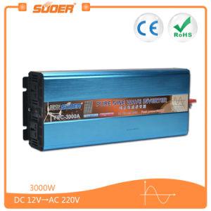 AC 220V 3000W 순수한 사인 파동 변환장치 (FPC-3000A)에 Suoer DC 12V