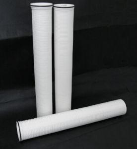 Hf Cartucho de filtro de fibra de vidro plissado
