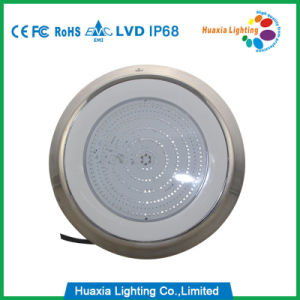 Indicatore luminoso subacqueo della piscina dell'acciaio inossidabile LED