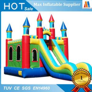 La novedad de lona de PVC de juguete gorila inflable Castillo
