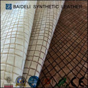 Водонепроницаемый Semi-PU синтетическая кожа для обуви/сумки/диван