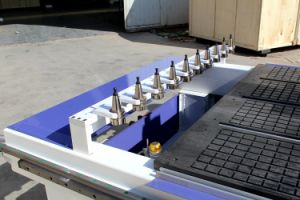 Atc CNC van de As van Hsd van de Hoogste Kwaliteit van Syntec Machine voor Hout