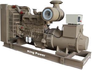 A segurança e a alta qualidade do conjunto de geradores diesel 360kw/450kVA