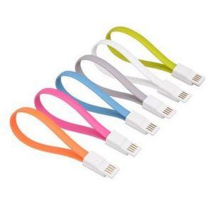 Cavo del USB di stile della tagliatella per il iPhone, il iPad & la galassia S6