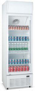 Grande capacidade do refrigerador de bebidas comerciais com CB Marcação RoHS