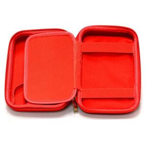 Résistant aux chocs Nyloneva Sacs à main CAS sac rouge pour GPS (FRT2-423)