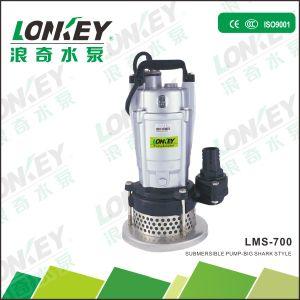 La mejor calidad de la bomba de agua sumergible eléctrica (CE Aprobado).