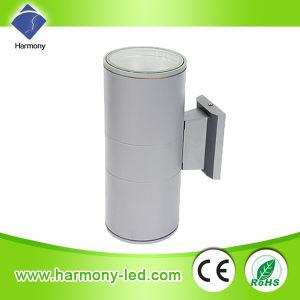 Outdoor 6W Blanc et le mur de la lampe LED blanc chaud