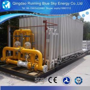 A fábrica de gás nitrogênio líquido de oxigénio líquido Industrial Vaporizador vaporizador de ambiente de Ar