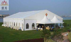 屋外PVC党イベントの玄関ひさしの大きい20X40結婚式のテント
