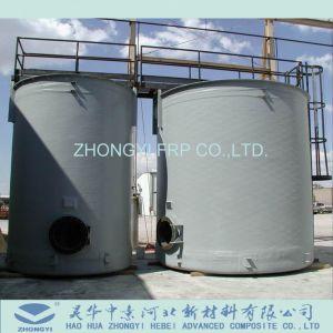 El FRP agitando el depósito (DN400 a 25000mm)