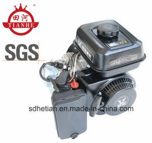 Salida de CC de gran potencia del coche eléctrico Generador Gasolina
