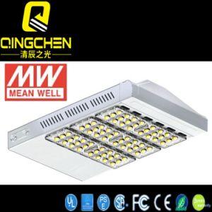 150W Calle luz LED MW conductor marca USA Chip LED LED de la calle AC85-277V.