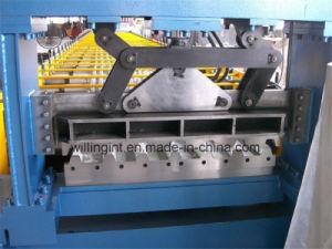 G550 Pont-de-chaussée de tôle en acier froid Machine Forminig de rouleau
