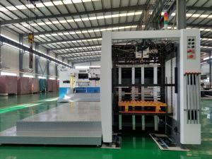 Knipsel van de Matrijs van de hoge snelheid het Automatische en het Vouwen van Machine