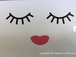 Fabrik-Großverkauf-AcrylWimper-Lippenweißer Schmucksache-Kasten