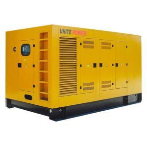 100kVA Soundproof Diesel Engine Generator Set mit Perkins Engine (UP100)