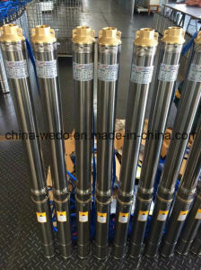 4SD2 sumergibles de pozo profundo bomba de agua (0.37-2.2KW).