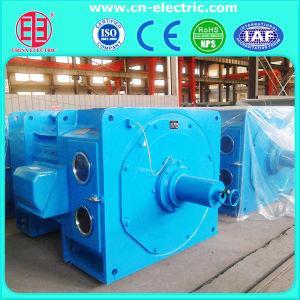 La serie Z de motor DC mediana para la industria siderúrgica