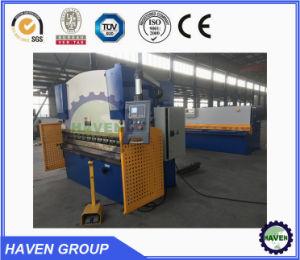 Bremsen-Metallmaschine der hydraulischen Presse-160t (WC67Y-160X4000)
