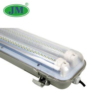 600mmの三証拠の照明設備のスーパーマーケットIP66はLEDの蒸気を堅く防水する