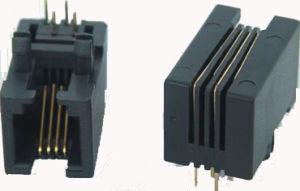 Puerto Mini USB/8p/macho para cable Ass'y el conector USB Fbmusb8-107