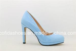 17ss elegante Sexy Moda Mujer zapatos de tacón