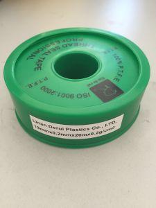 19mm 100% Band PTFE/TeflonBand met Groene Outershell