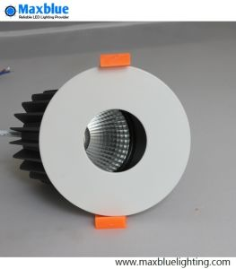 10W de alta potencia de la mazorca de luz LED Downlight empotrable de techo/Downlight LED