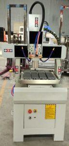 Cobre Columned pequeña máquina de grabado CNC 400mm*400mm