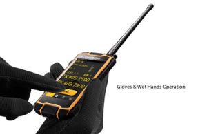 IP68 Waterproof Phone Android 4.4OS Mtk6582 CPU 4.0inch Display Rugged Smartphone