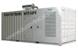 молчком тепловозный комплект генератора 654.35kw/818kVA с двигателем Perkins