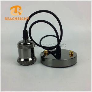 포도 수확 금속 펀던트 램프 장비