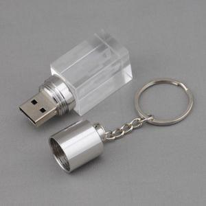 Площадь кристалла драйвер USB с красный или синий светодиодный индикатор