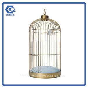 Очень точный утюг сделал клетку птицы для крытой клетки птицы декора