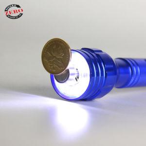 Venta de aleación de aluminio de 6 LED LED Linterna flexible