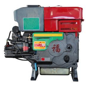 4 치기 수도 펌프 강제 순환 단 하나 실린더 디젤 엔진