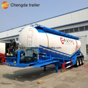 Trasportatore all'ingrosso del cemento degli assi 80t di marca 3 di Chengda da vendere