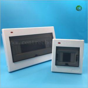 16-20 방법 갱 밤 플라스틱 기본 상자 전기 상자 스위치 박스를 가진 가벼운 배전판