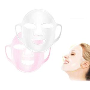 coperchio realistico riutilizzabile della maschera di protezione della donna del silicone 3D per la mascherina dello strato