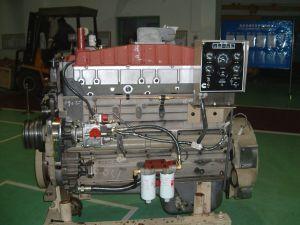 407kw de Diesel van de Waterkoeling Cummins Motor Nta855-G7a van de Generator