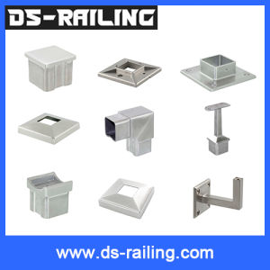 ステンレス鋼の手すりの付属品の支承板