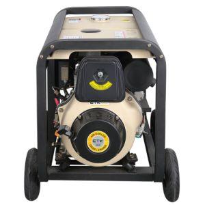 Fácil operação conjunto gerador diesel Arrefecidos a ar (6 KW)