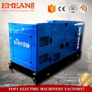 Откройте/Silent 20КВТ 25 ква дизельный генератор