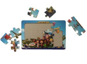 Cmjn imprimée PUZZLE puzzle pour les enfants de la province de Guangdong